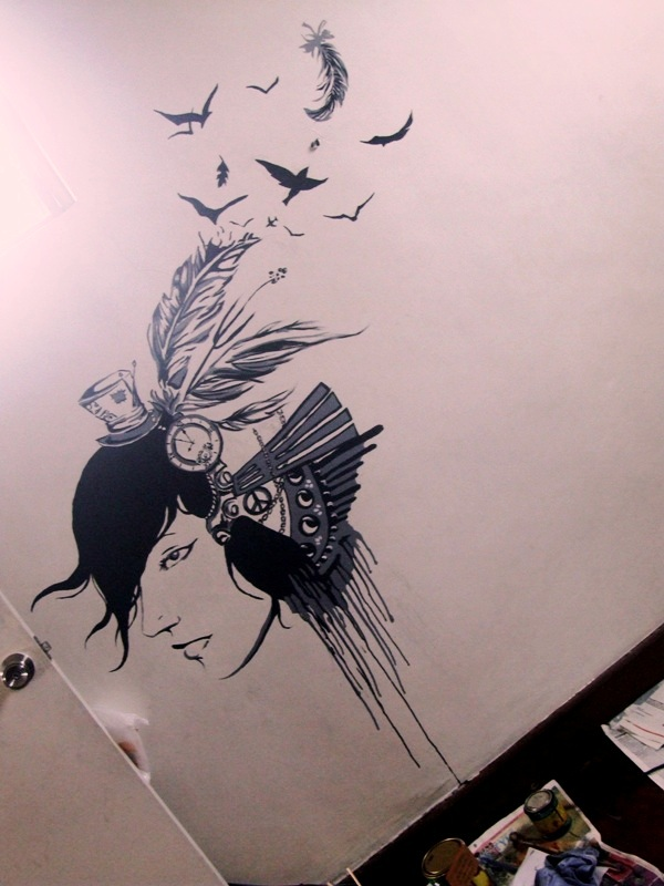 Awesome My Bedroom Wall By Gothvm ...