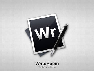 WriteRoom Replacement icon