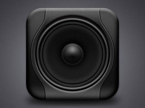 Studio monitor icon