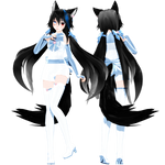 [MMD] I use this type of prev only for this model