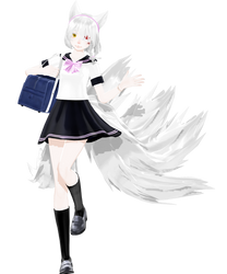 [MMD] Looks so carefree by traineeCross