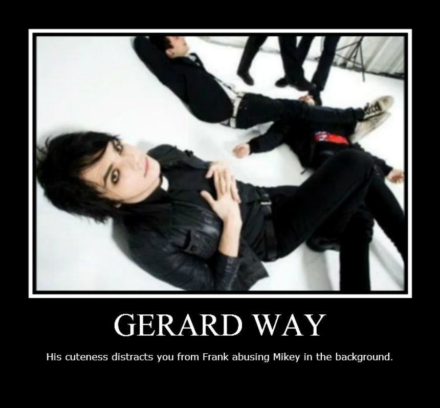 Killjoys by gerard way
