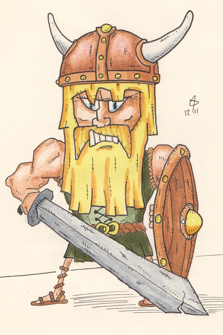 Viking by Tobobobo