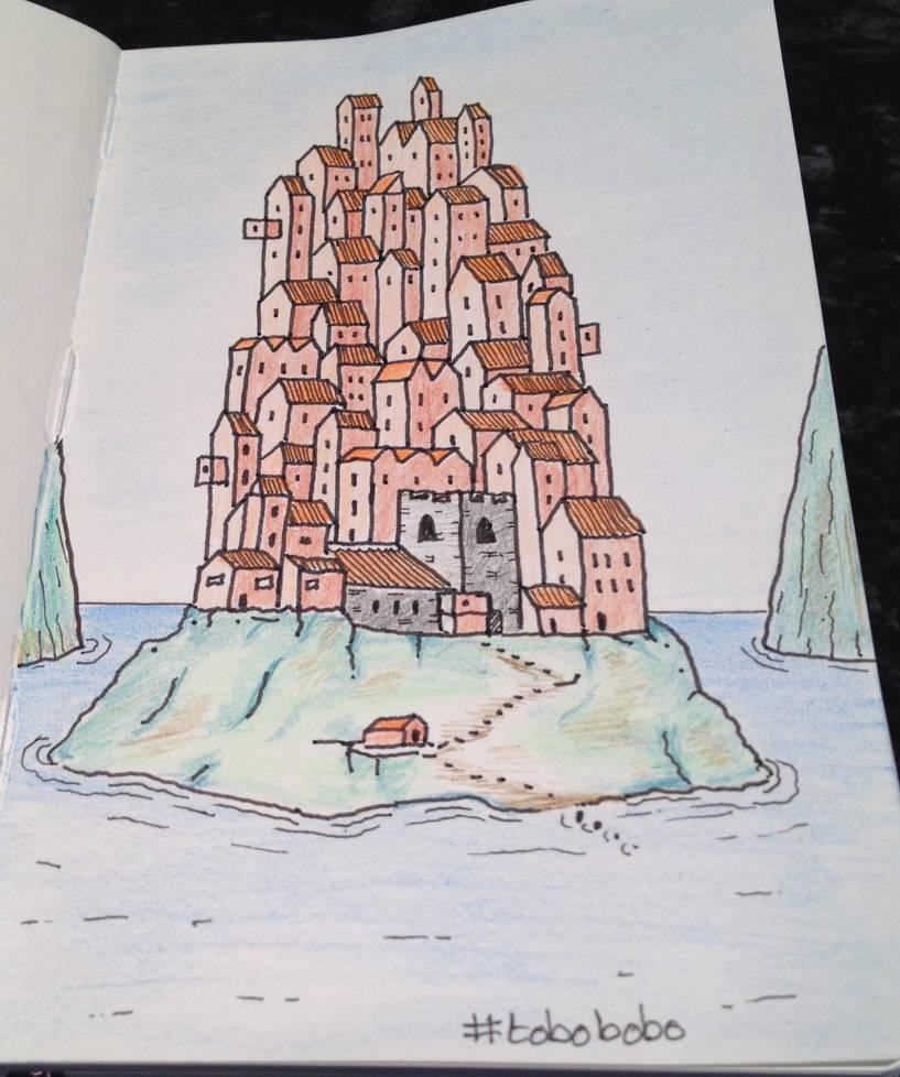 The Island by Tobobobo