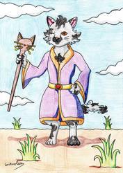 Cat Wizard!