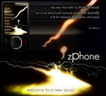 The zPhone preview