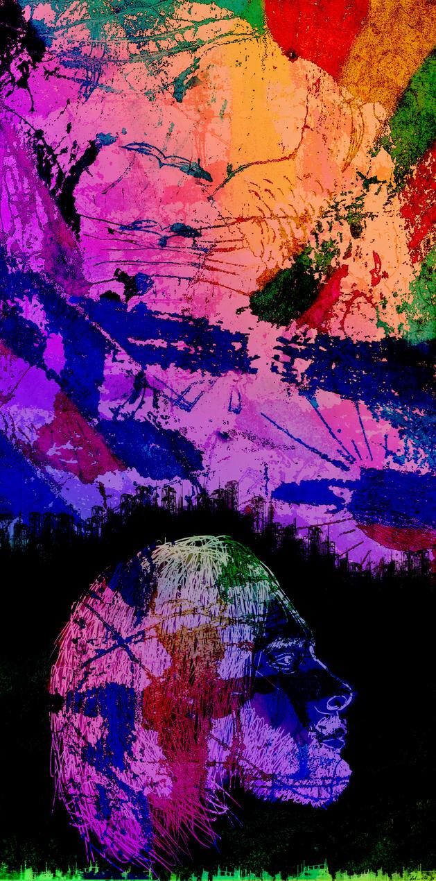 Subterranean Homesick Alien by usedHONDA