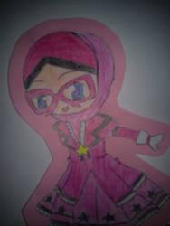 Chibi Gadis Bintang by KittyKaina