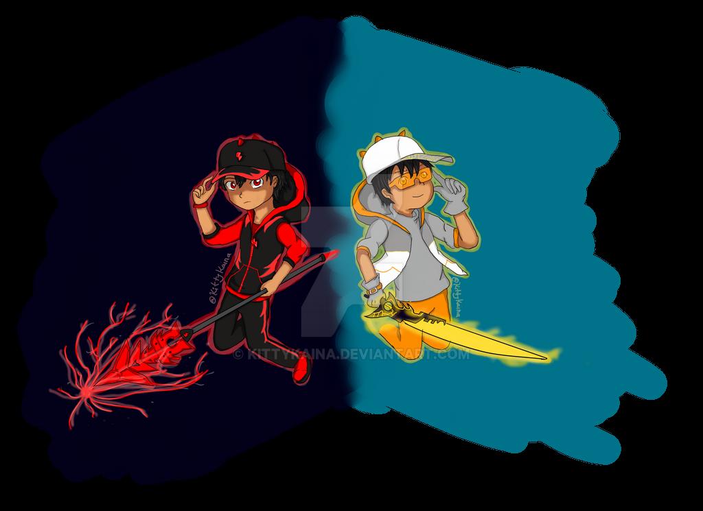 Warrior Of The Darkday By Kittykaina On Deviantart