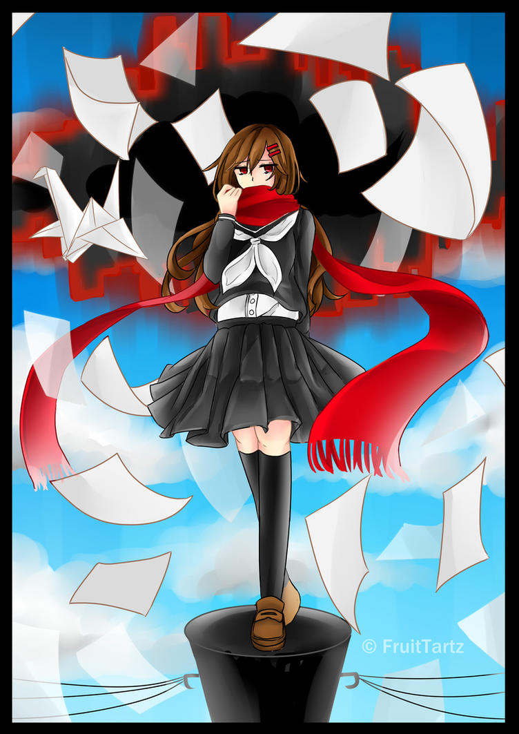 Ayano's Theory Of Happiness by FruitTartz