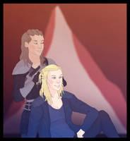 Princess Commander by maru-sketches
