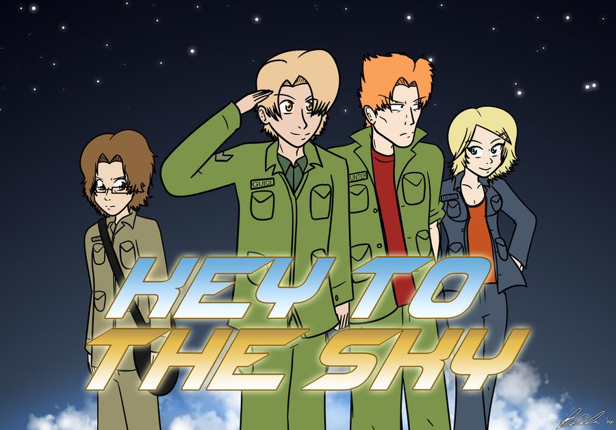 Key to the Sky Reboot by SkyMaro