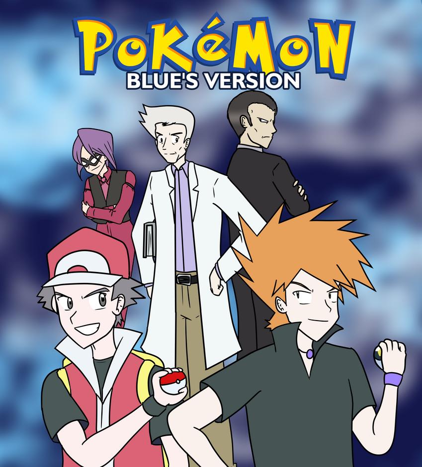 Pokemon - Blue's Version by SkyMaro