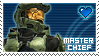 master Chief Stamp by sJ-eP