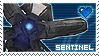 Sentinel Stamp by sJ-eP