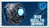 343 Guilty Spark Stamp by sJ-eP