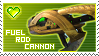 Fuel Rod Cannon Stamp by sJ-eP