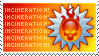 Incineration Stamp by sJ-eP