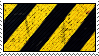 caution tape stamp by sJ-eP