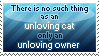 Unloving Cats Stamp by sJ-eP