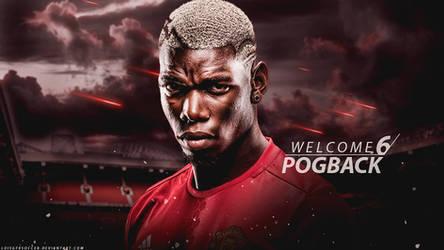 Pogback ( Manchester United ) Wallpaper