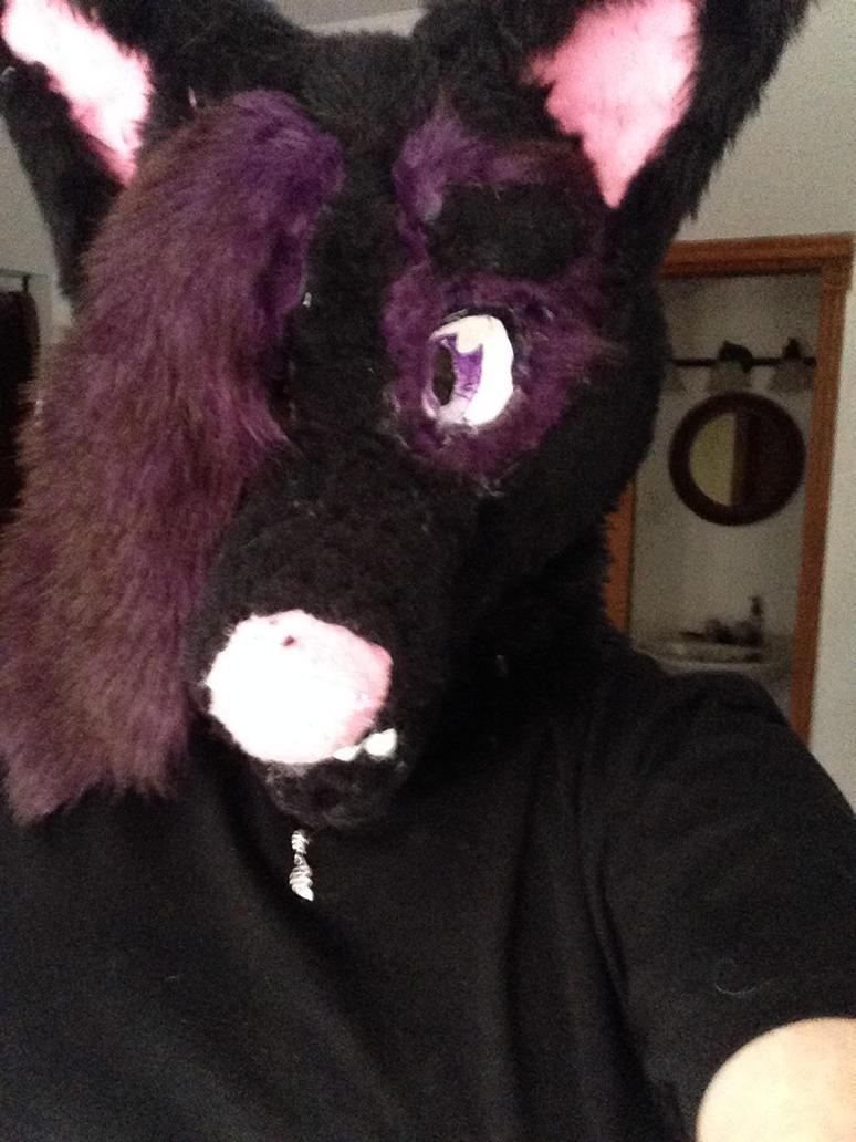 dog selfie by dark-wing2