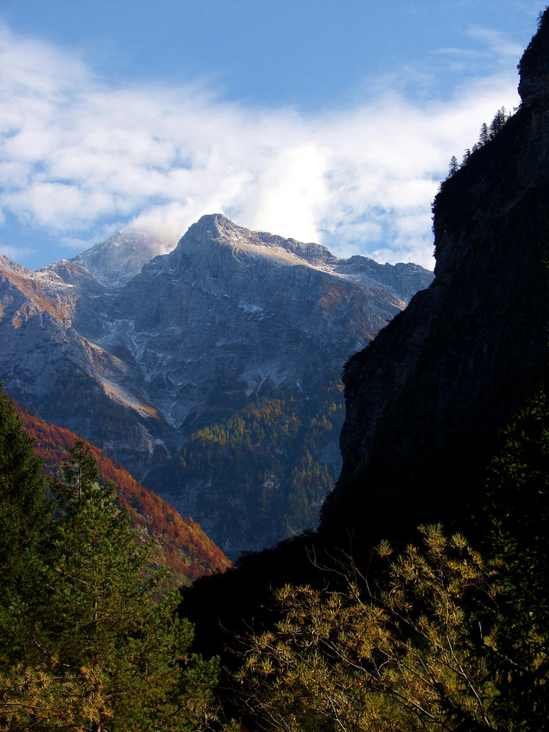 Slovenia, Triglav Nat'l Park by T1sup