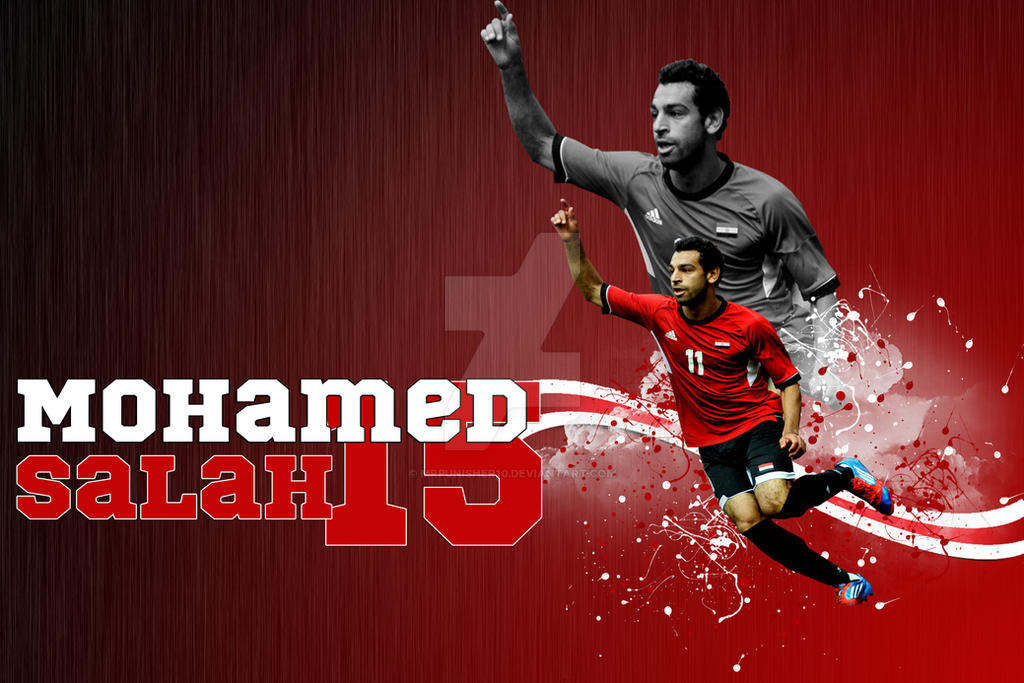 Mohamed Salah Wallpaper (The Egyptian Messi) By