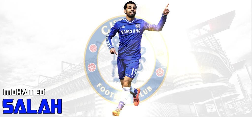 Mohamed Salah Chelsea Wallpaper By MrPunisheR10 On DeviantArt