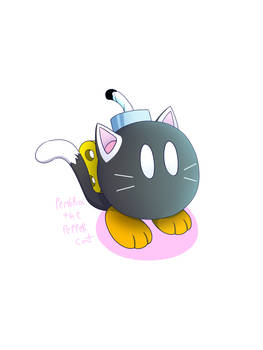 Cat Bobby fanart