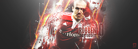Arjen Robben - BAYERN MUNCHEN by BennySFA