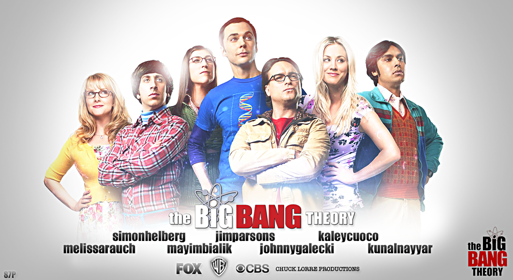 The Big Bang Theory  Wallpaper by BennySFA on DeviantArt