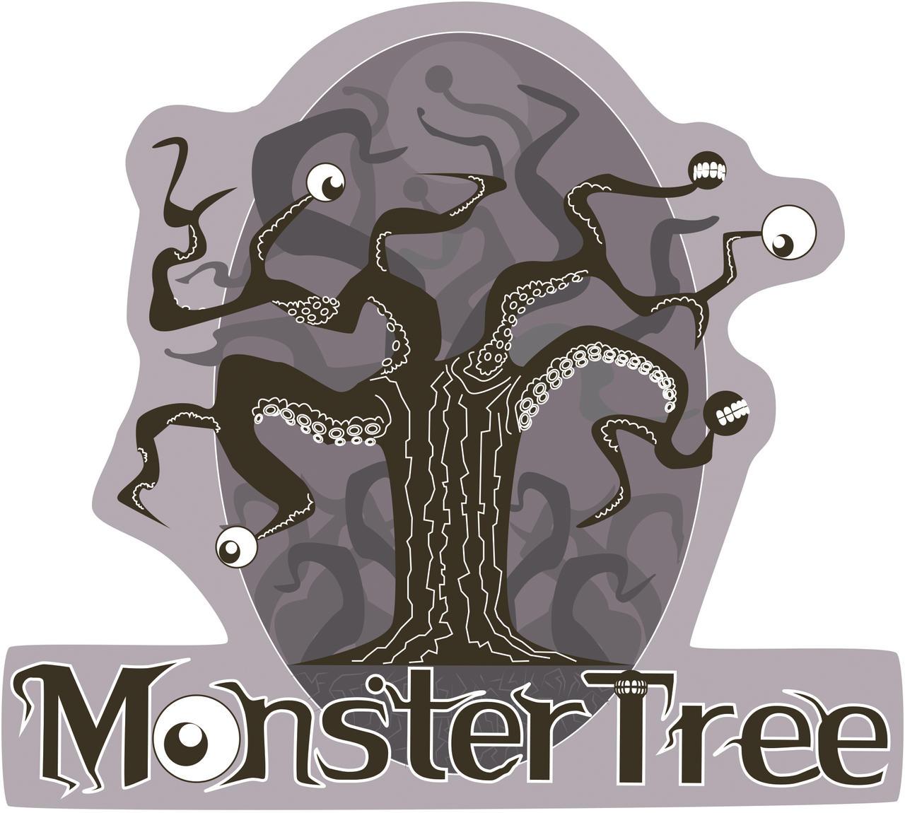 MonsterTreeLogo by GreenAirplane