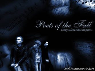 Poets of the Fall Wallpaper 01 by amdev
