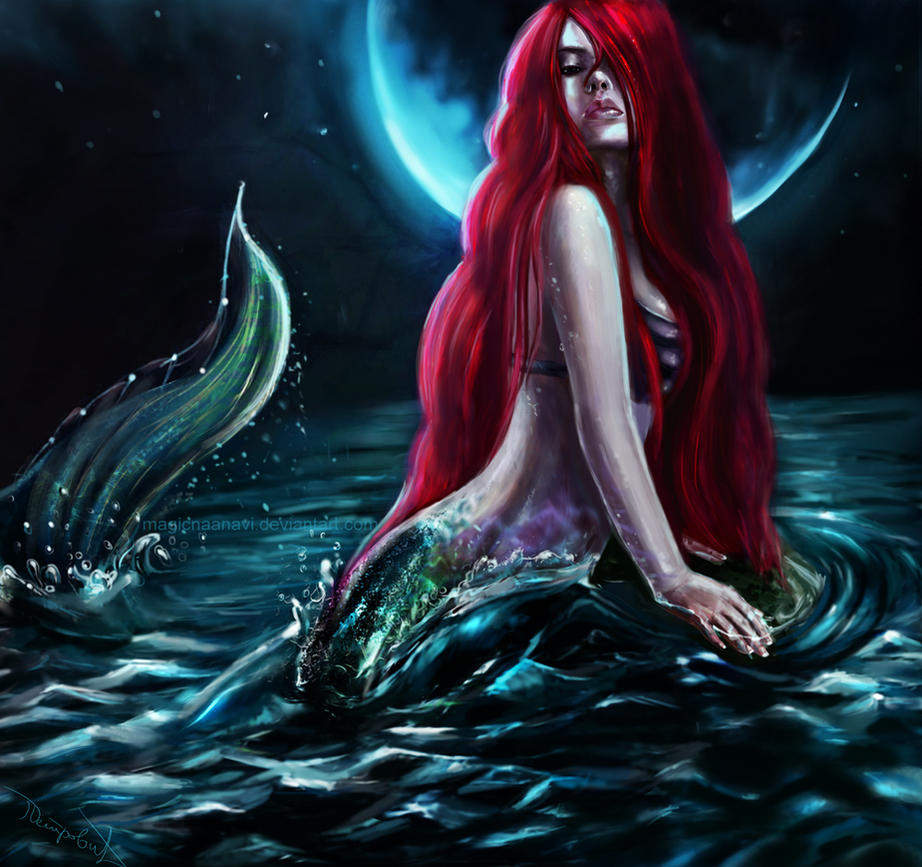 Ariel by MagicnaAnavi