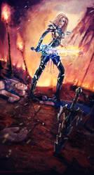 Guild Wars by MagicnaAnavi