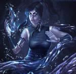 Avatar Korra - Waterbending