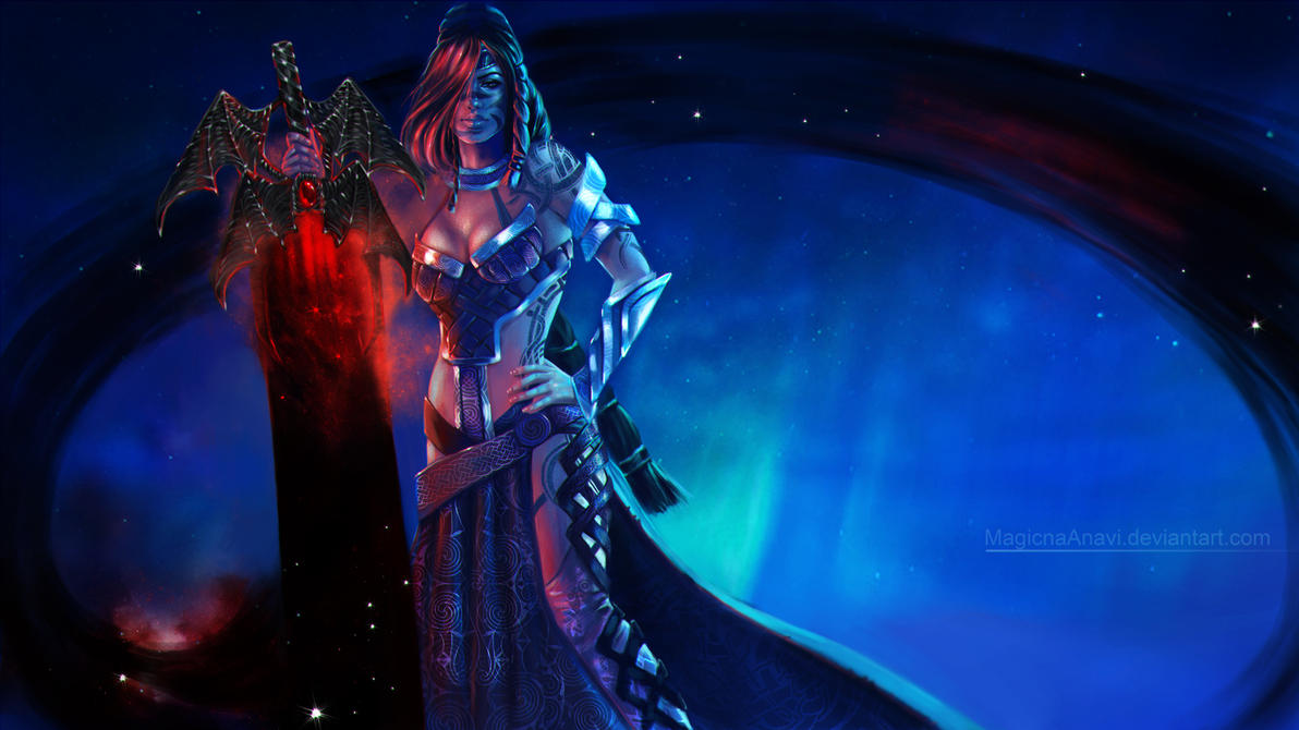 Guild Wars 2 Guardian Diva by MagicnaAnavi