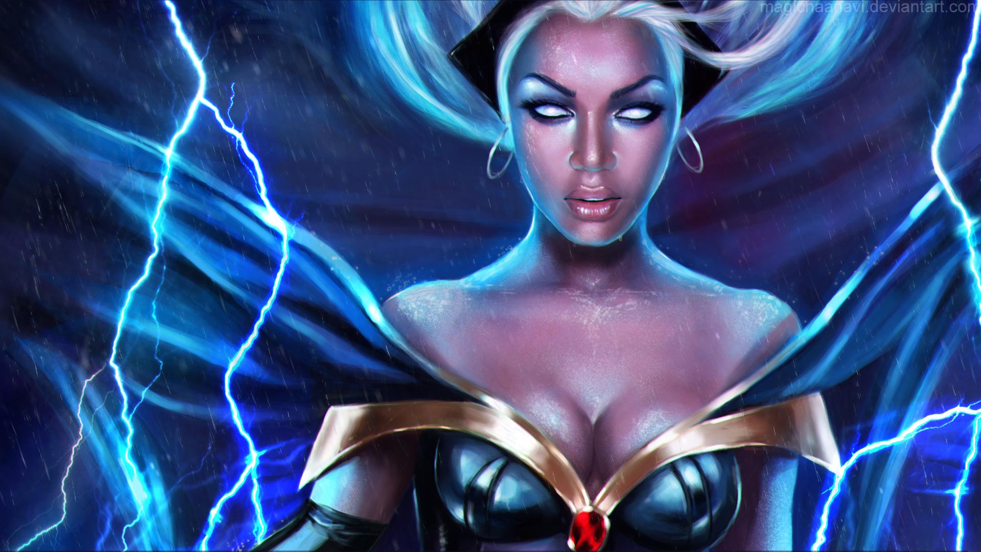 Storm X Men Wallpaper 63 Images: Storm >>> APPRECIATION