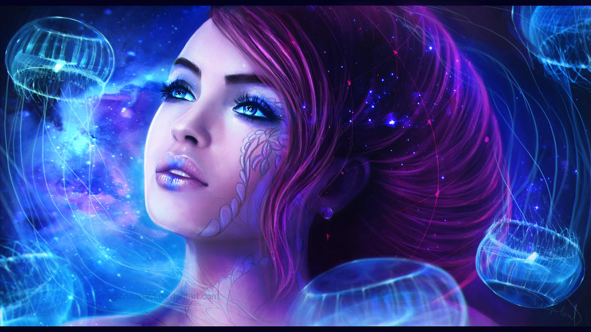 We are made of Stardust by MagicnaAnavi