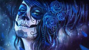 Dia de los Muertos by MagicnaAnavi