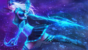 Ashe - the Frost Archer