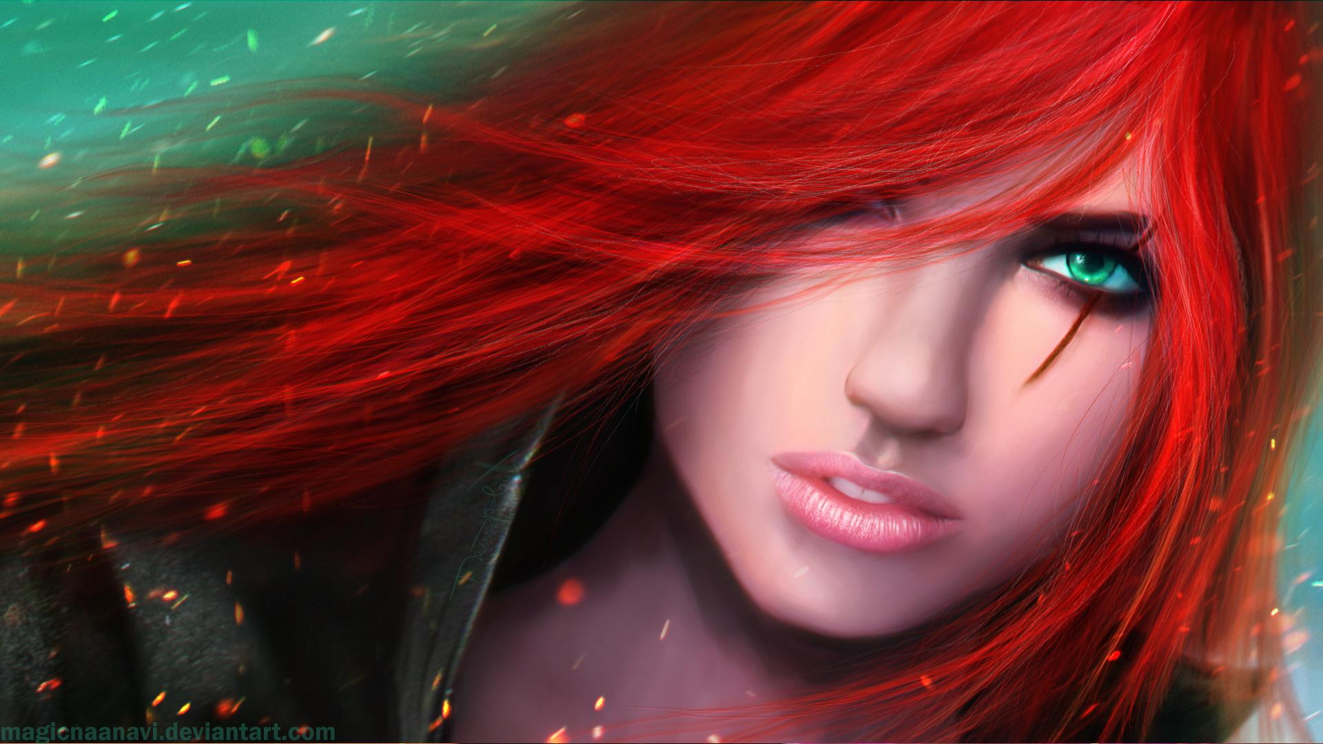 Katarina by MagicnaAnavi