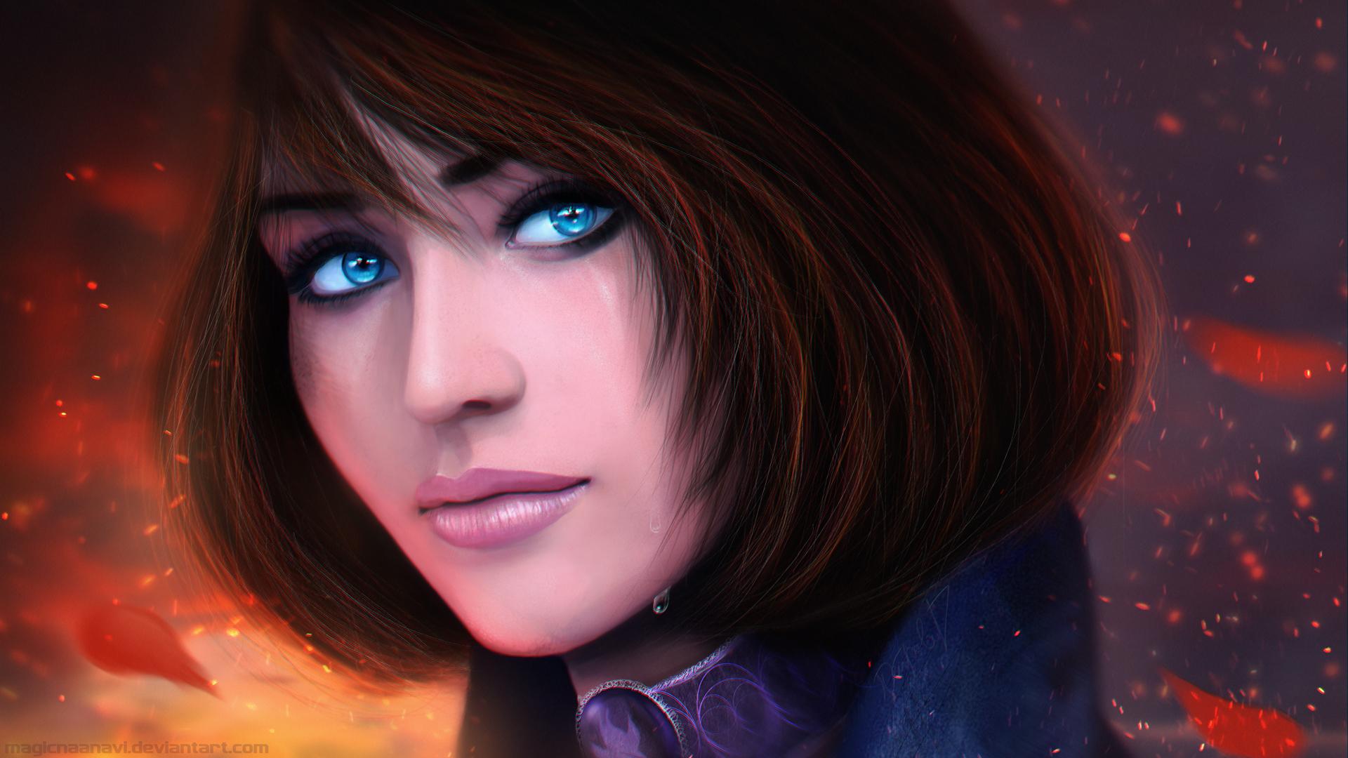 Elizabeth by MagicnaAnavi