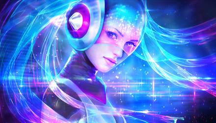 DJ Sona Ethereal by MagicnaAnavi