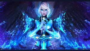 GW2 Dragonhunter - Wings of Resolve