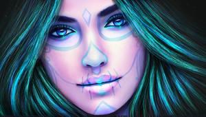 Hinc illae lacrimae by MagicnaAnavi