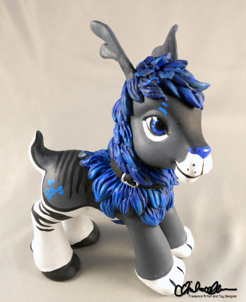 Sootaa My Little Pony custom by thatg33kgirl