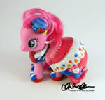 Suited for Success Pinkie Pie Custom MLP