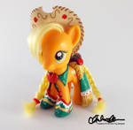 Suited for Success Applejack custom MLP